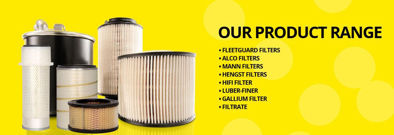 Al Shafaq Fleetguard Filters Uae Mann Filters Uae
